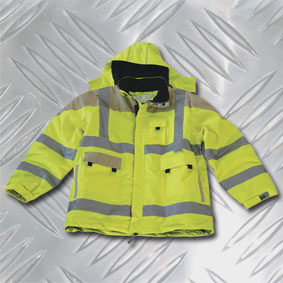 Hi Vis Performance Jacket