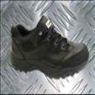Black Safety Trainer